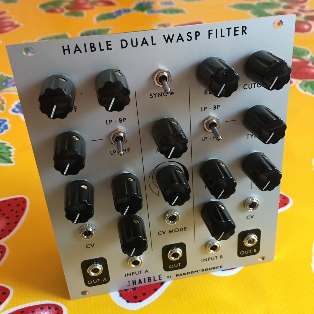 Haible Dual Wasp VCF